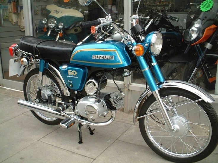 1978 Suzuki AP 50cc   eBay
