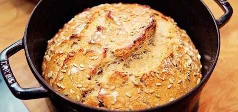 Fy faen som jeg er glad i godt brød. Det er ikke pent å banne, men noen ganger er det det eneste som funker. Jeg elsker brød. Intenst. Alltid gjort det. Med litt rask hoderegning så vil jeg anslå a…