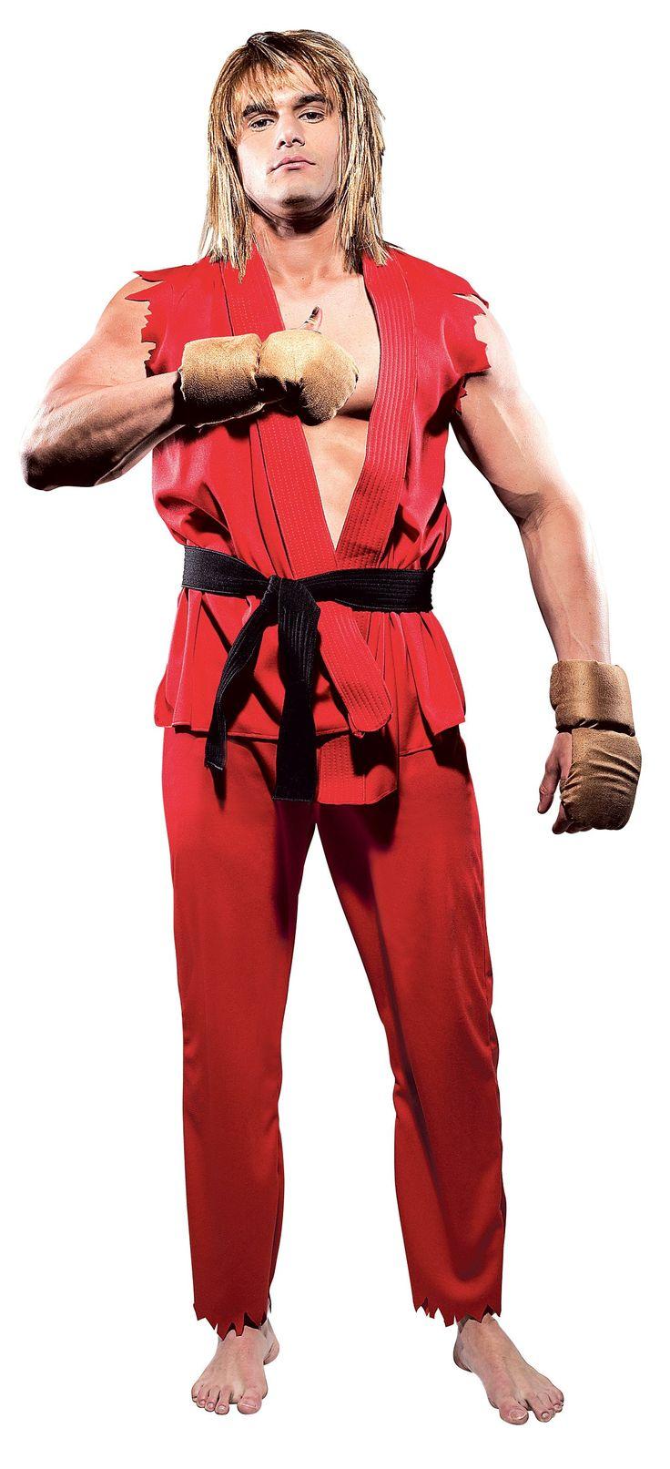 KEN (Street Fighter) Cosplay