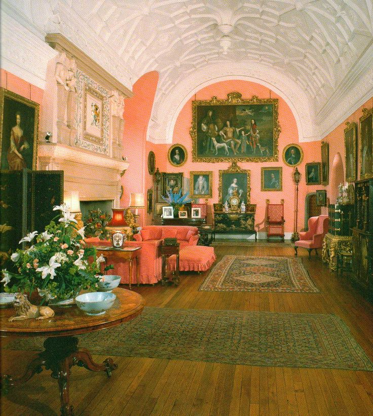 Glamis Balmoral Castle Interior Ideas