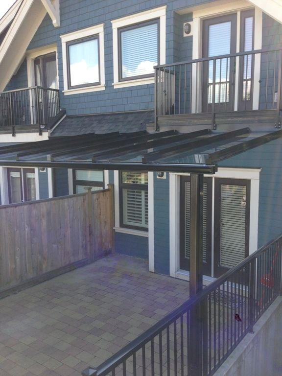 Glass Canopies   Ridge, Shed, Entryway, we design & install   Thunderbird Glass & Aluminum Inc. Serving North, West & Greater Vancouver