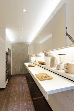 Apartment at Woollerton Park - Singapore - contemporary - kitchen - other metro - Architology