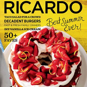 Pair It Up! Recipes From Ricardo - Kurtis Kolt pairs tasty wines with mouth-watering recipes from Canada's own Ricardo magazine.