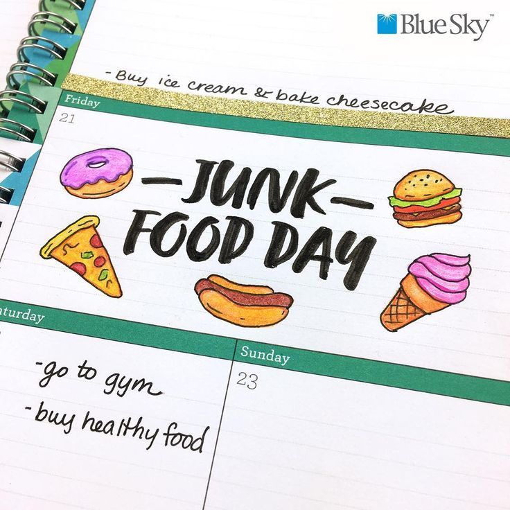 Happy National Junk Food Day, y'all! 🍕🍟🍰🍦 What do you plan