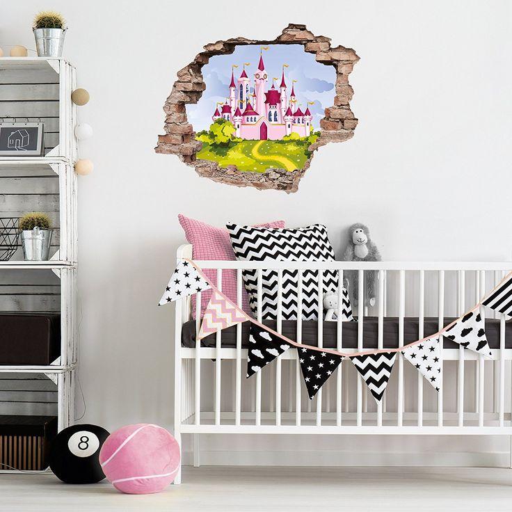 100 besten Kinderzimmer Prinzessin Bilder auf Pinterest