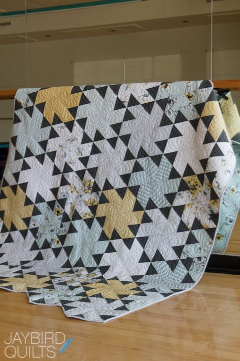 I'm excited to share a new pattern with you today! Tiny Dancer!!   Tiny Dancer is another fun quilt that uses my Hex N More Ruler .It wi...