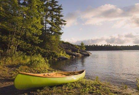 Twelve Mile Bay, Georgian Bay Islands National Park, Ontario.