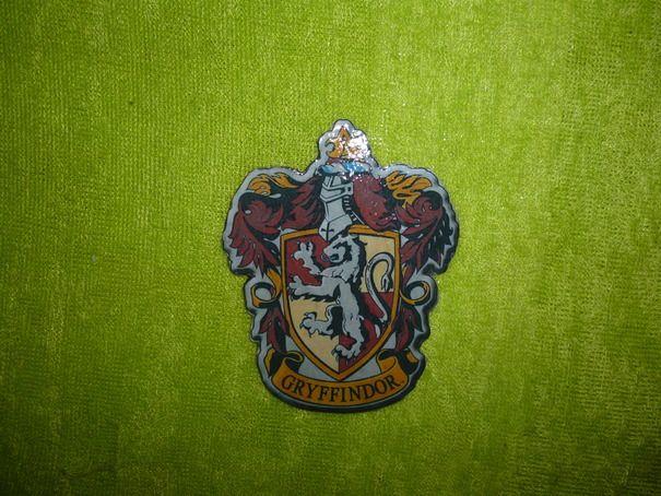 Ручная одежда Магнит на холодильник: Герб Гриффиндора (Гарри Поттер)