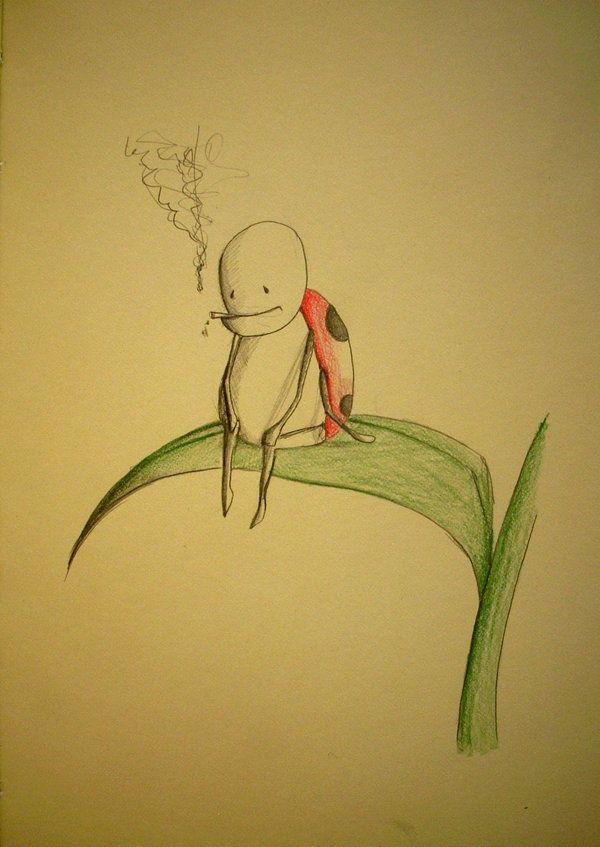 La Fumette by ~MloyangDrawlo on deviantART