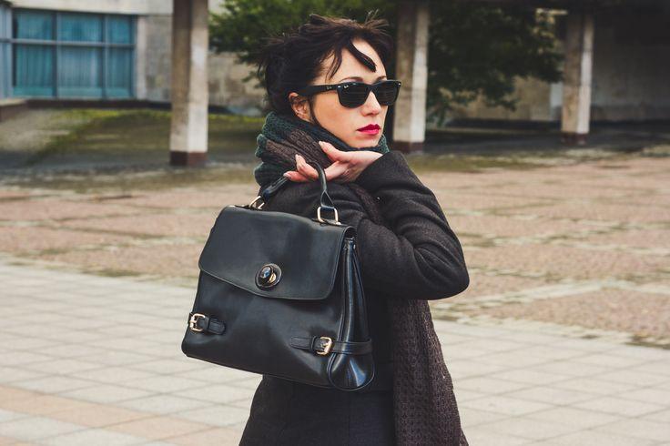 Look Like you feel it #leatherbags #womanbags