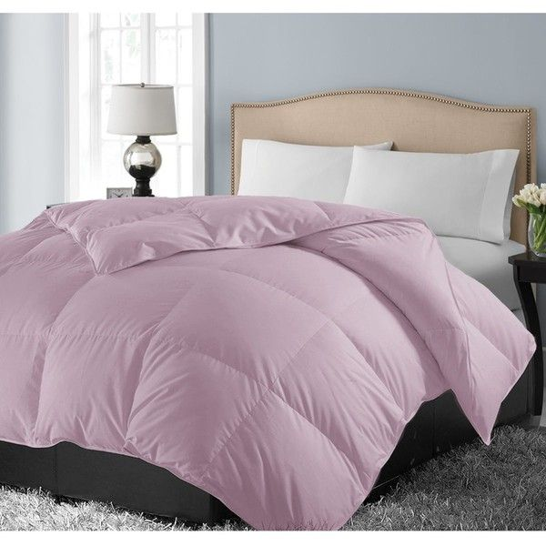 blue ridge 1000thread count twin down comforter 170 liked on polyvore