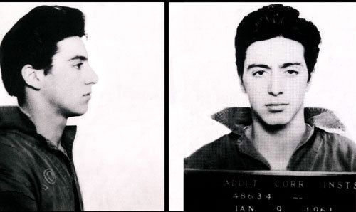 Al Pacino Date January 9 1961 Location Woonsocket