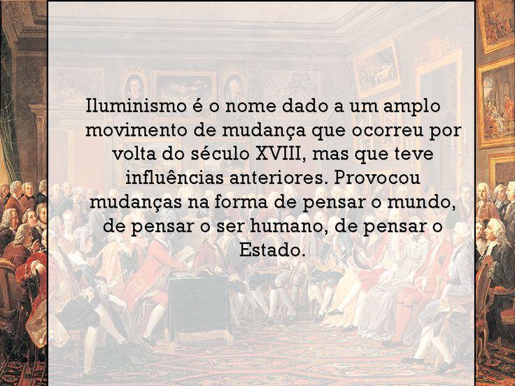 slade 3 - Aprender História na Escola: Iluminismo