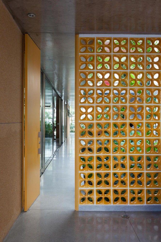 Cobogós maravilhosos Jardins House / CR2 Arquitetura