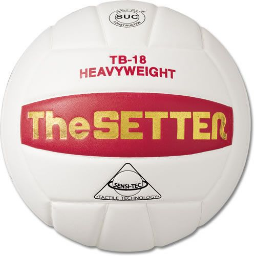 Features a Sensi-Tec® cover, this weighted training volleyball was created to help setters build hand/finger strength. A vital training aid for teams that are serious about improving their setting ski