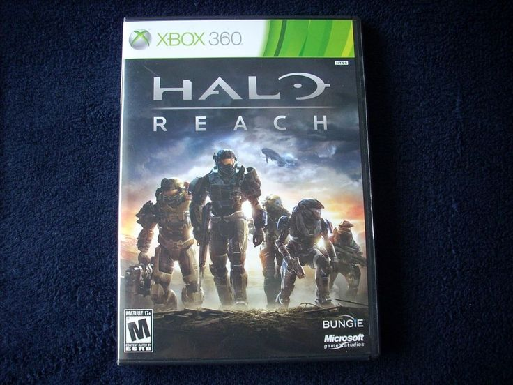 HALO REACH (XBOX 360, 2010) SHIPS NEXT BUSINESS DAY***FREE SHIPPING USA