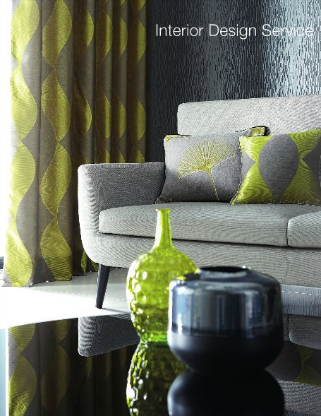 green and grey color scheme for the #home