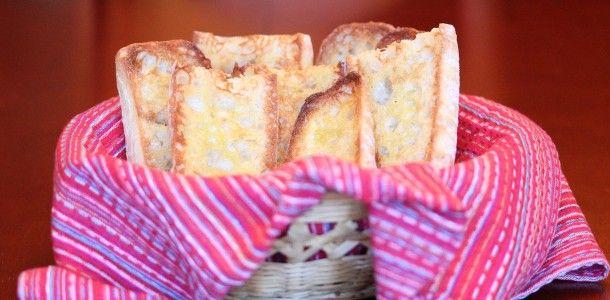 Oh So Garlicky Garlic BreadGarlic Bread