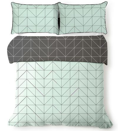 29 best bedlinen design images on pinterest print for Tracie ellis bedding