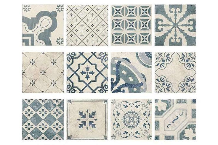 Parisian chic tons of tiles
