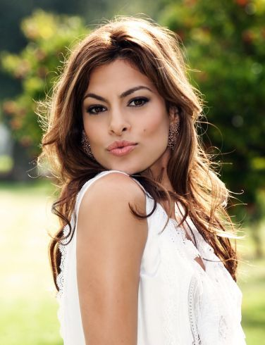 "Eva Mendes, actress >> ""I love the little suckers; they're so cute, but I love sleep so much and I worry about everything."""
