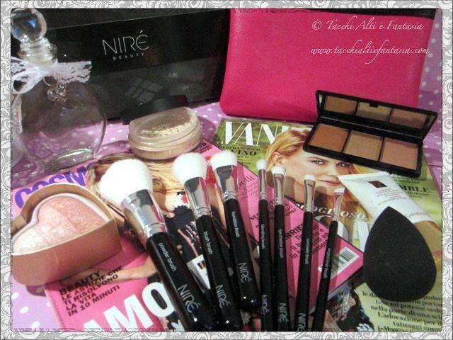 Niré Beauty set pennelli make up - 1