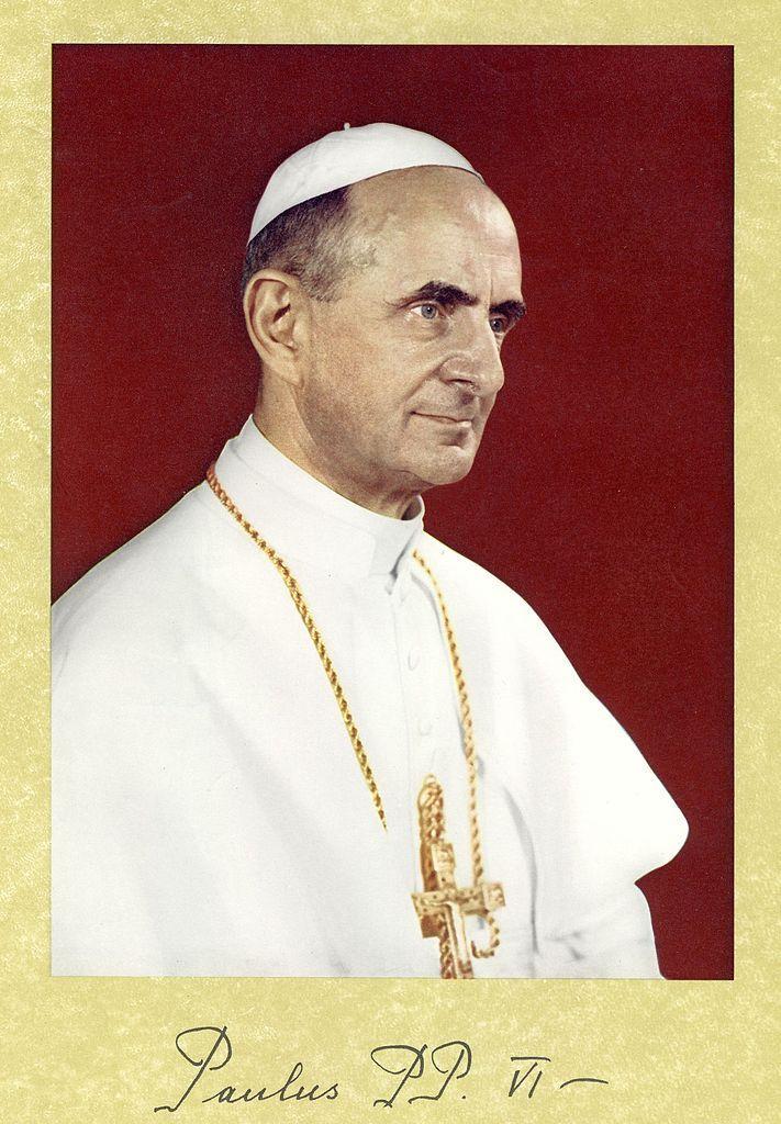 Paulus VI ... #Catholic #Inspire