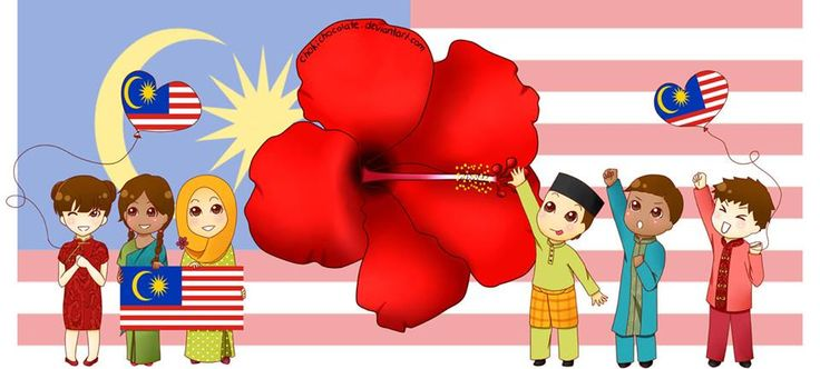 16 sept : Happy Malaysia Day! Sincerely by #Publika