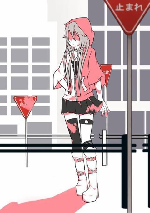 IA | daze | Kagerou Project (not part of the gang, but she sings the songs)