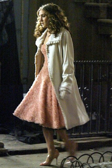 Carrie Bradshaw style highs & lows | Sex and the City fashion | Sarah…