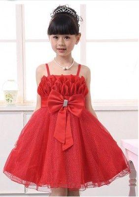 imagenes de vestidos de noche para niñas de 8 años