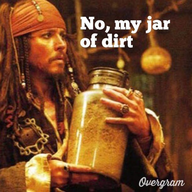 POTC/The Hobbit fanfiction - Captain Jack Sparrow, meet Bard the Bowman - Part 1