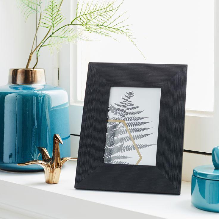 Cornice INSPIRE MIA nero per foto da 10x15 cm Cornici