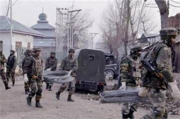 Army Impose 'Night Curfew' In Sopore