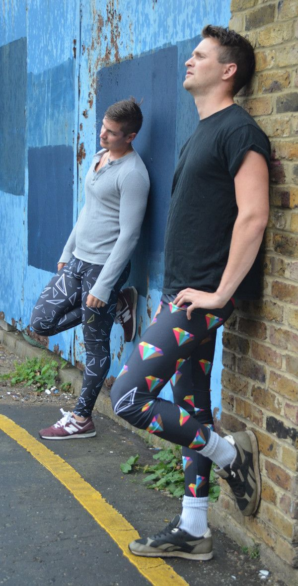 Meggings Are Leggings For Men, And Unfortunately They're A Thing Now (Photos) | Elite Daily