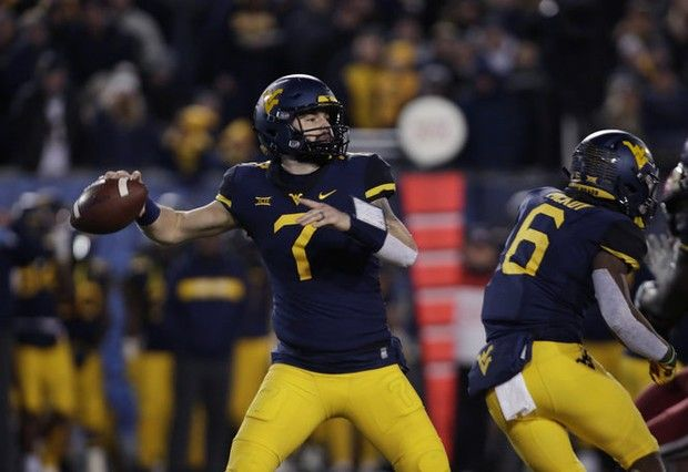 Syracuse Football West Virginia Qb Will Grier Won T Play In Camping