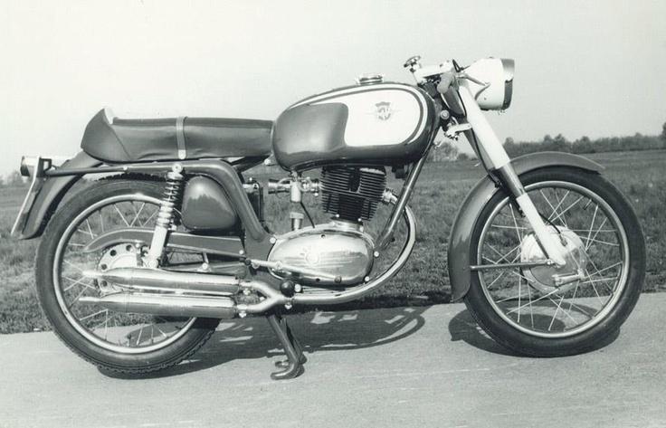 1959-1969 MV Agusta 150 Sport RS