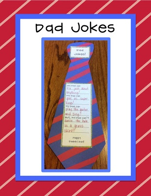 father's day tie jokes