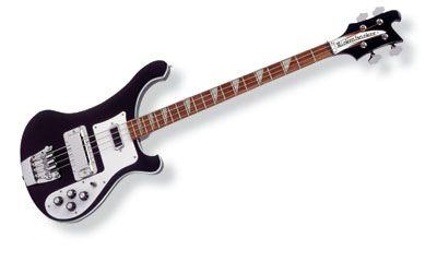 THE classic Rickenbacker bass. Wish I still had my sunburst model that I hocked for cast back in the 80s.