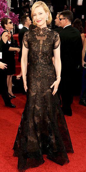 CATE BLANCHETT - Golden Globes 2014