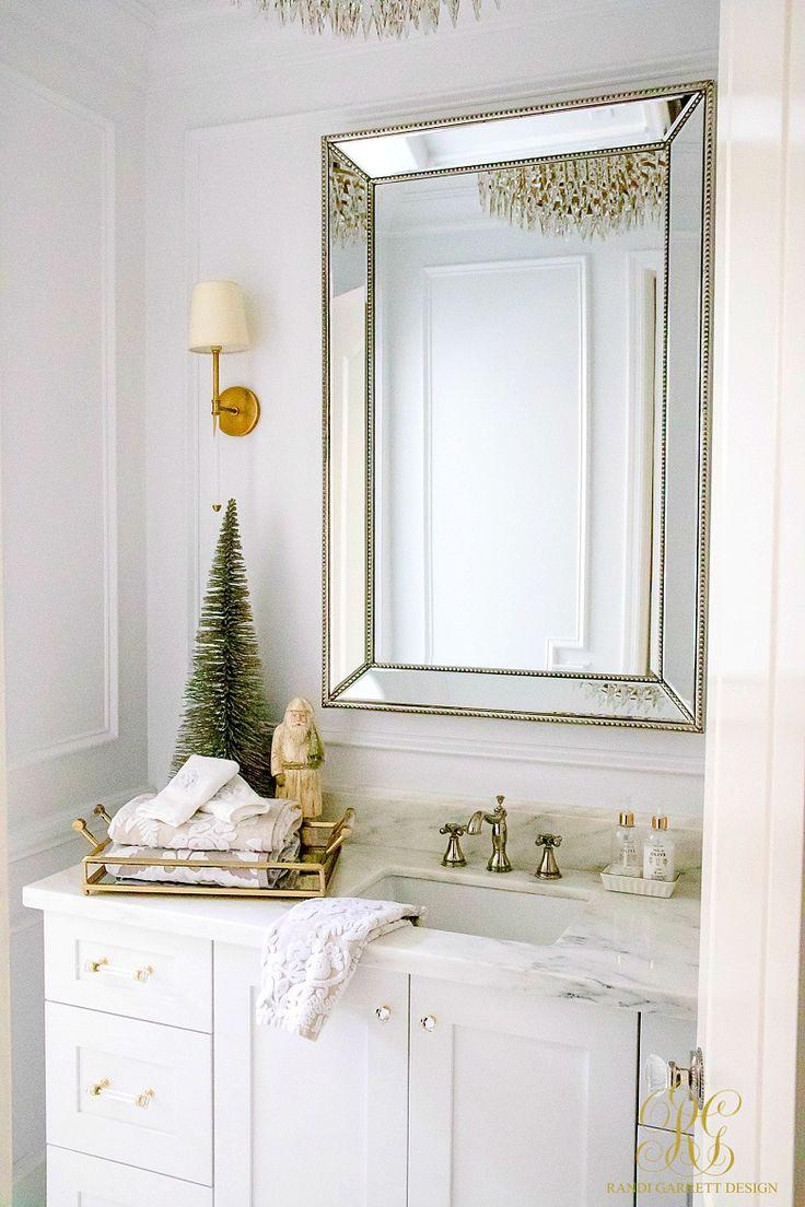 293 best Christmas Bathroom images on Pinterest   Christmas crafts ...