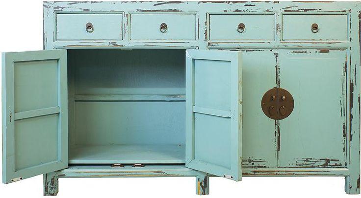 Dressoir buffet - 146x45x90cm - ROFRA Home
