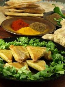 Recette de samoussa de boeuf aux épices, la cuisine indienne dans toute sa splendeur !