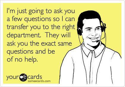 *Laugh, Quotes, Funny Stuff, So True, Humor, Ecards, Customer Service, Custom Service, True Stories