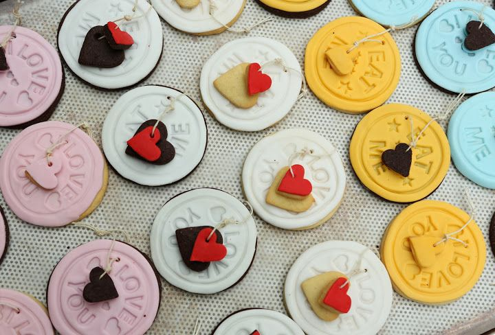Valentine's California Cookies by California Bakery