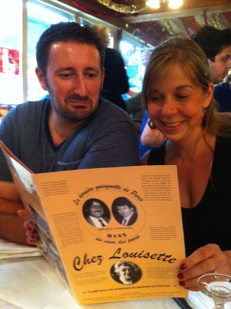 30 juin ... j'ai rencontré du beau linge chez Louisette ...