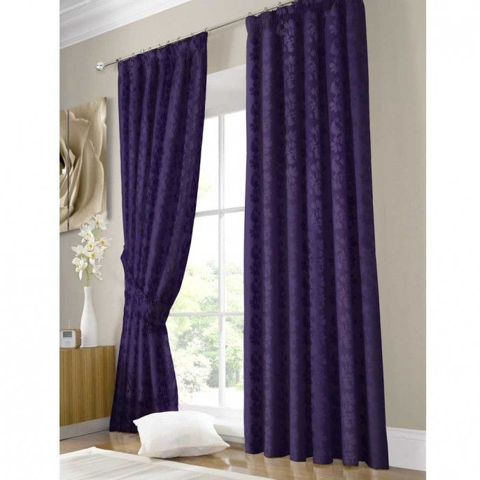 36 best purple curtains images on Pinterest | Purple curtains ...