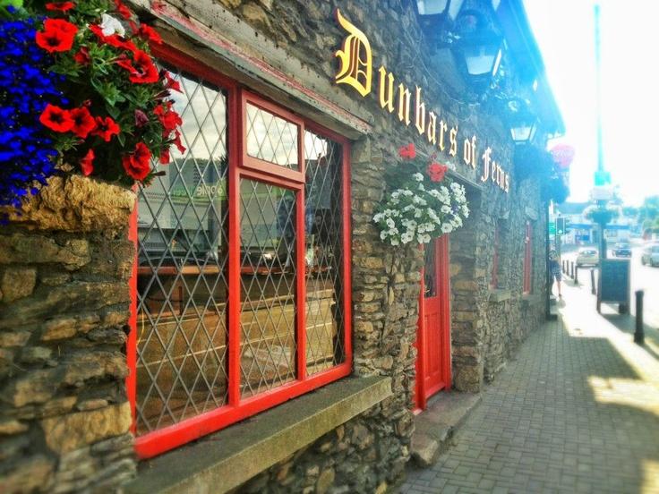 The local pub & craic