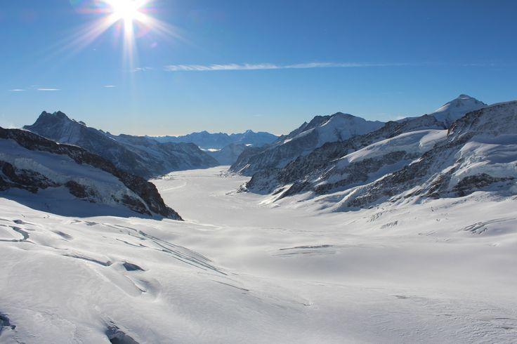 Jungfrau - Top of Europe
