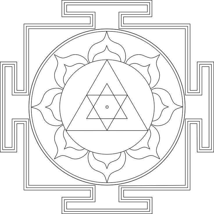 ganapathi mandala   Ucchista Ganesha